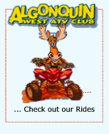 Algonquin West ATV Club Events