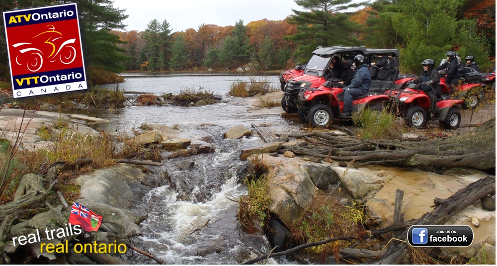 Where to Ride your ATV in Ontario! PowerPass Ontario is your ticket to adventure!