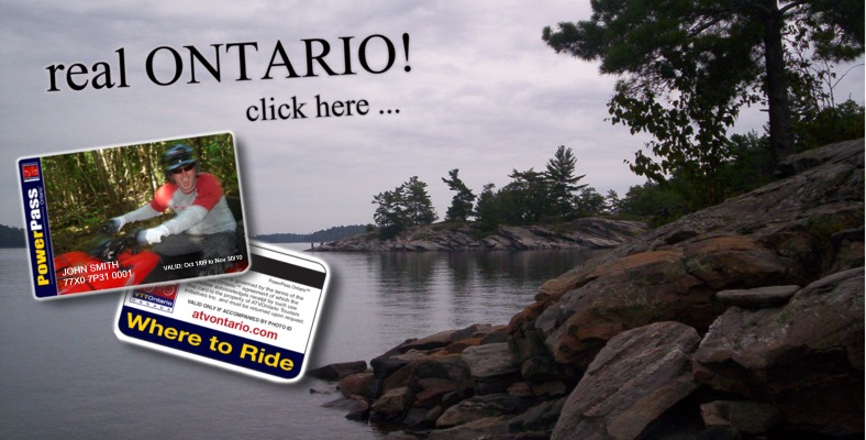 Check out Ontario's best trail pass value ... click here